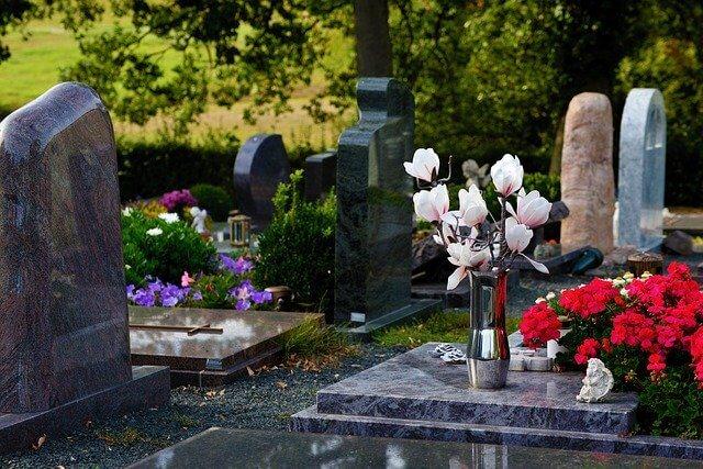 Bestattungsarten in Deutschland